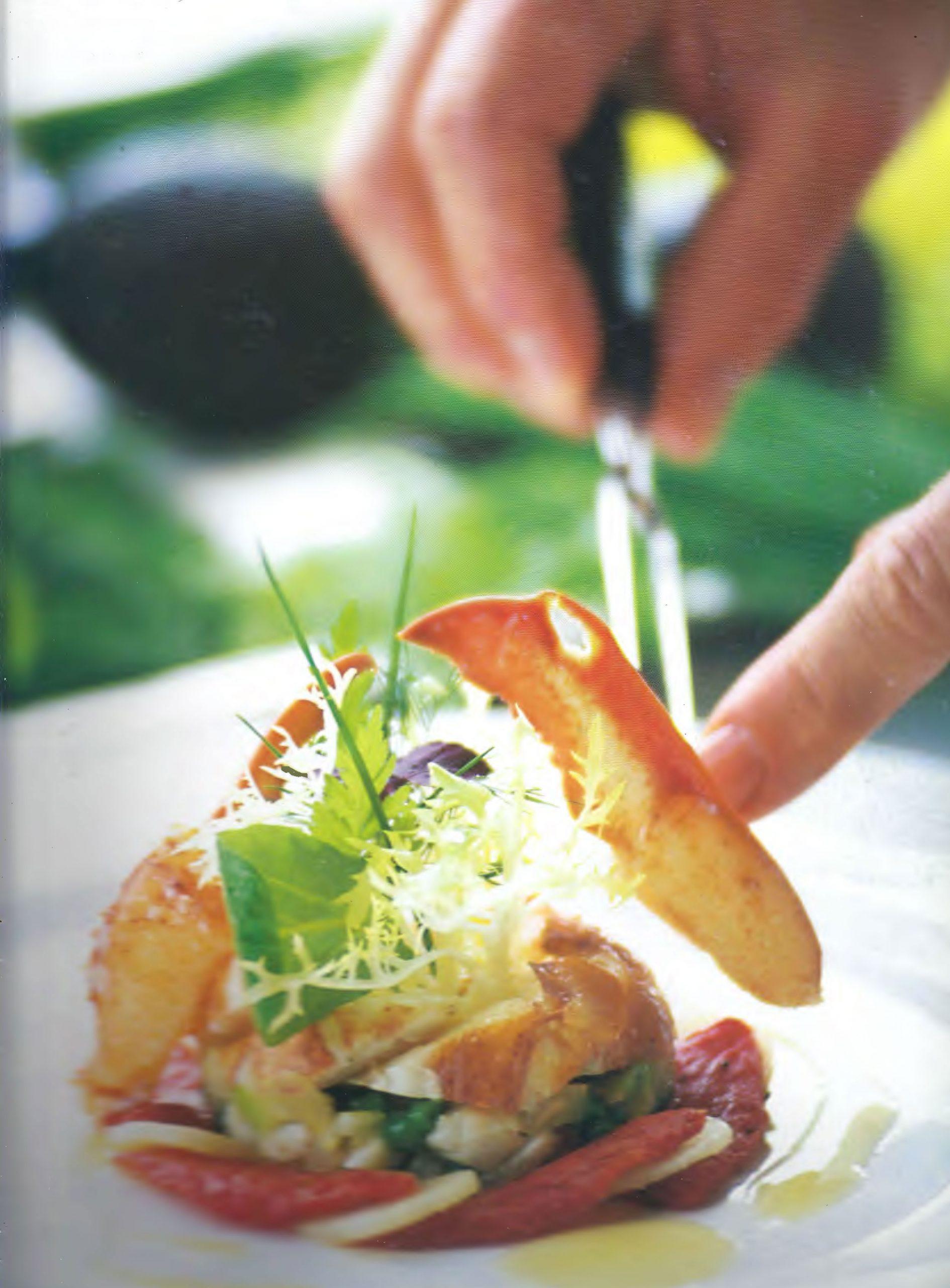 salade uit de vorm
